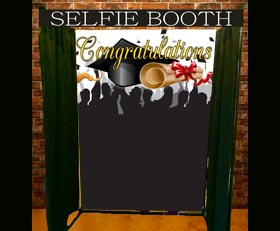 Selfie Booth Cincinnati A 1 Amusement Party Rentals