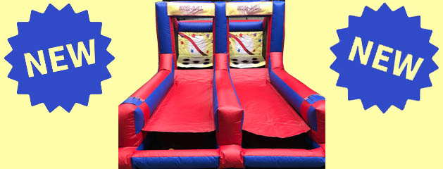 SKEE BALL – 2 PLAYER INFLATABLE added to inventory