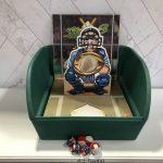 Table Top Carnival Skill Game - Baseball Toss Rental Cincinnati Ohio