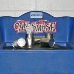 Table Top Carnival Skill Game - Can Smash Bean Bag Toss Rental Cincinnati Ohio