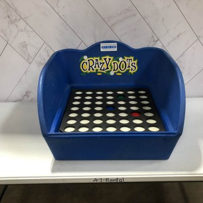 Table Top Carnival Skill Game - Crazy Dots Rental Cincinnati Ohio