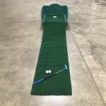 Table Top Carnival Skill Game - Putt-N-Win Mini Golf Hole Rental Cincinnati Ohio