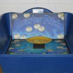 Table Top Carnival Skill Game - Quarter Pitch Rental Cincinnati Ohio