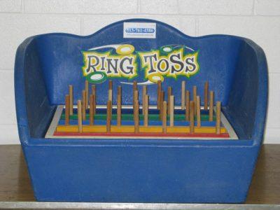 Table Top Carnival Skill Game - Ring Toss Rental Cincinnati Ohio