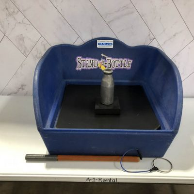 Table Top Carnival Skill Game - Stand A Bottle Rental Cincinnati Ohio