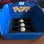 Table Top Carnival Skill Game - Tic Tac Toe 3 in A Row Rental Cincinnati Ohio