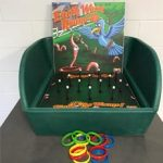 Table Top Carnival Skill Game - Earthworms Rental Cincinnati Ohio