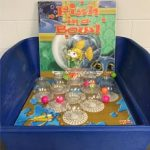 Table Top Carnival Skill Game - Fish Bowl Rental Cincinnati Ohio