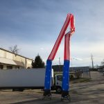 Sky Dancer, Inflatable Air Dancer Puppet - Flag Rental Cincinnati Ohio