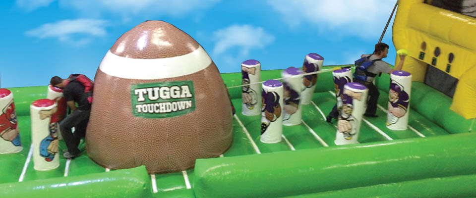 Football & Super Bowl Party Inflatable Rental
