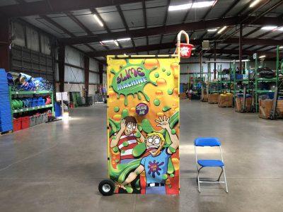 Slime Machine Bucket Dump Water Game Rental Cincinnati Ohio