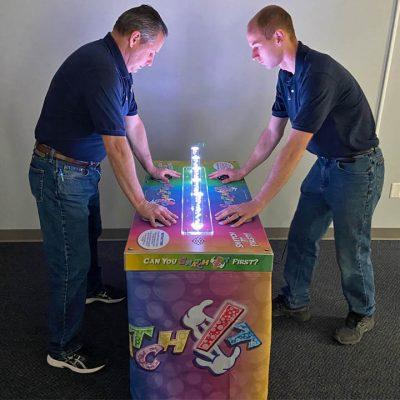 Snatch It Light Up Competition Game Rental Cincinnati Ohio