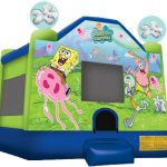 SpongeBob SquarePants Inflatable Bounce House Rental Cincinnati Ohio