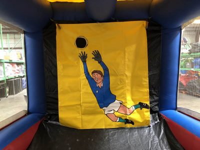 Soccer Kick Sports Speed Cage Inflatable Speed Pitch with Radar Rental Cincinnati Ohio