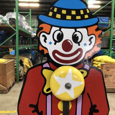 Kids Striker Strong Man Standard Clown Carnival Rental for Kids Cincinnati Ohio