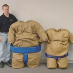 Kids & Adults Sumo Wrestling Suit Rental Cincinnati Ohio