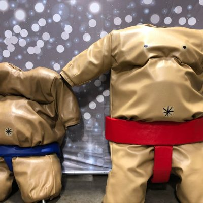 Kids & Adults Sumo Wrestling Suit Rental Cincinnati Ohio