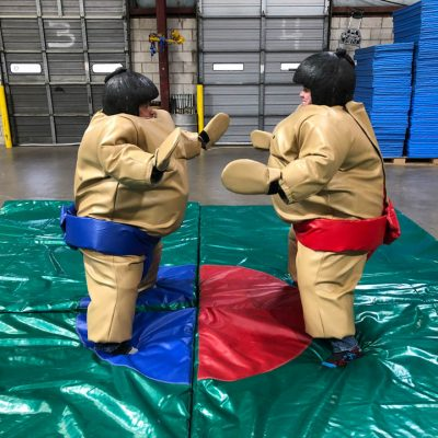 Sumo Wrestling Suit Rental Cincinnati Ohio