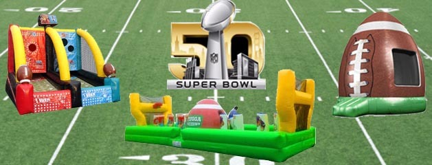 Super Bowl Party Rentals!
