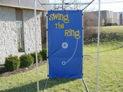 Swing the Ring Carnival Game Rental Cincinnati Ohio