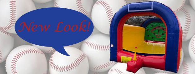 Baseball Opening Day Party Rentals!