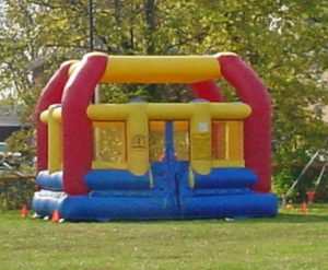 Teen & Adult Inflatable Moonwalk Bounce House Rental Cincinnati Ohio