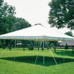 Tent 20 x 20 Pole Tent Rental Cincinnati Ohio