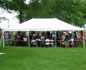 Tent 20 x 30 Pole Tent Rental Cincinnati Ohio