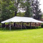 Tent 20 x 40 Pole Tent Rental Cincinnati Ohio