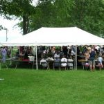 Tent 20 x 30 Pole Tent Rental Cincinnati Ohio