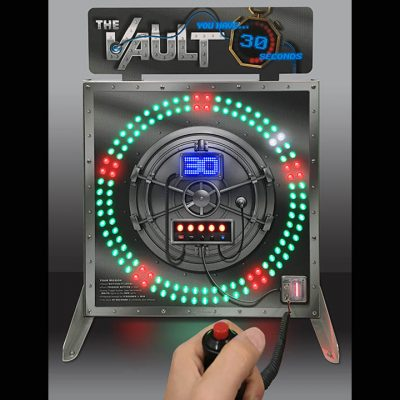 The Vault Interactive Timing Contest Game Rental Cincinnati Ohio