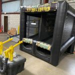 Toxic Meltdown Inflatable Shooting Game Rental - Cincinnati, Ohio