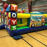 Toy Town Inflatable Preschool Playland Bounce house - Cincinnati, Ohio