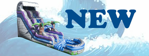 TSUNAMI WATER SLIDE added to inventory!