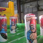 Tugga Touchdown - Interactive Football Bungee Inflatable - Cincinnati, Ohio