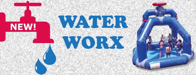 Water Worx Water Inflatable Rental Cincinnati Ohio