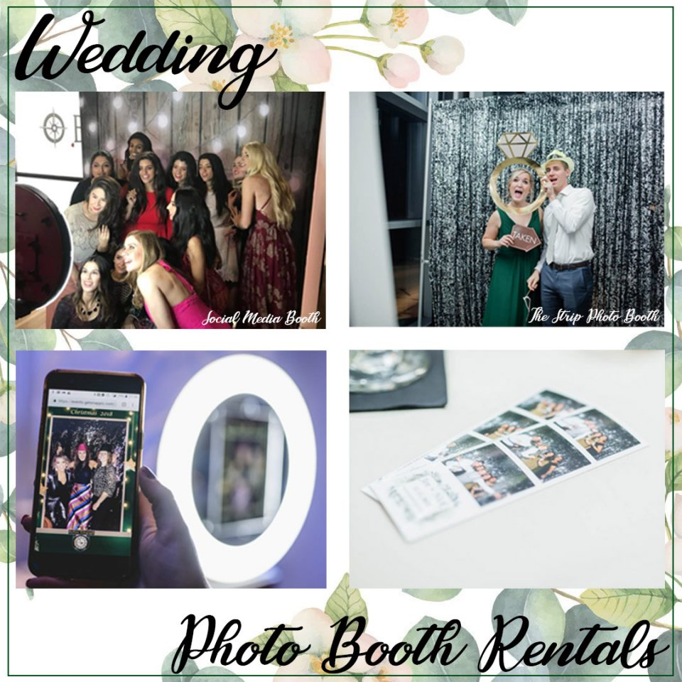 Wedding Photo Booth Rental Cincinnati Ohio