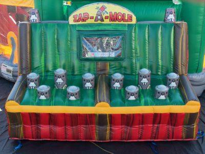 Inflatable Whack-A-Mole Arcade Game Rental Cincinnati Ohio