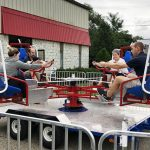 Whirlybird Carnival Amusement Ride Rental - Cincinnati, Ohio