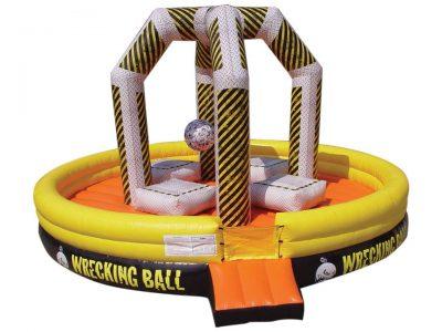 Wrecking Ball Inflatable Party Rental Cincinnati Ohio