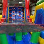 X Factor Inflatable Obstacle Course Rental Cincinnati Ohio