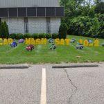 Yard Card - Cars Lawn Greeting Rental Cincinnati Ohio