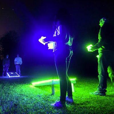 LED Glow Games