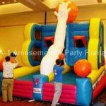 Full Court press, Basketball Inflatable Rental - Cincinnati, Ohio