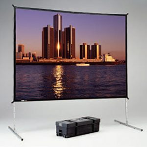 Movie Screen 6' Frame Rental Cincinnati Ohio