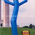 Sky Dancers, Inflatable Air Dancer Puppet - Arms & Faces Rental