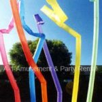 Sky Dancers, Inflatable Air Dancer Puppet - Single Tube Rental Cincinnati Ohio