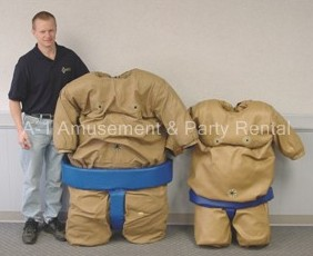 Sumo Wrestling Suits Jr. Rental Cincinnati Ohio