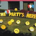 Birthday Party Yard Cards & Signs Rentals Cincinnati Ohio